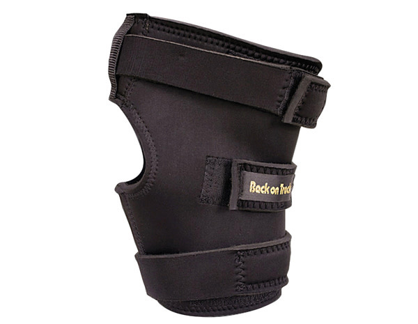 Back On Track Therapeutic Hock Boot Wraps, Black