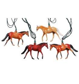 Tough-1 Holiday Light Set Horses