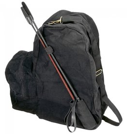 Tough-1 Boot & Helmet Carrier - Black