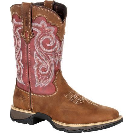 Durango Women's Durango® Lady Rebel™ Red Western Boot