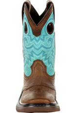 Rocky Youth Rocky Big Kid's Original Ride FLX Western Boot - Turquoise Brown