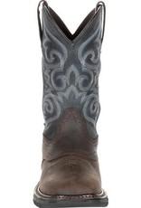 Rocky Women's Rocky Original Ride FLX Waterproof Western Boot - Chocolate Midnight Blue