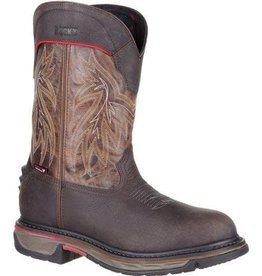 Rocky Men's Rocky Iron Skull Waterproof Western Boot