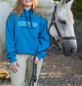 Stirrups Women's Stirrups Hoodie Sweatshirt - Giddy Up