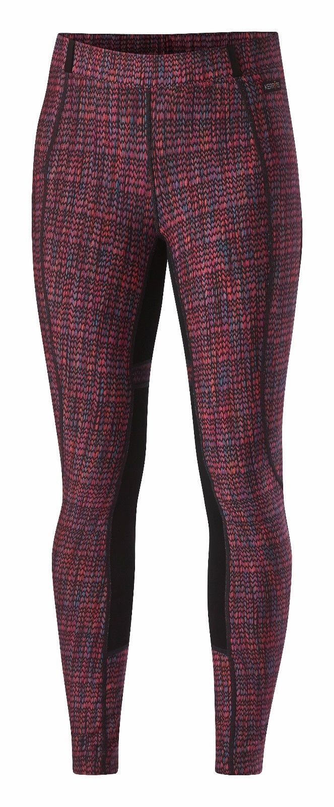 Kerrits Children's Kerrits Performance Tight Berry Mirage Small (Reg $49.95 Now 30% OFF!)
