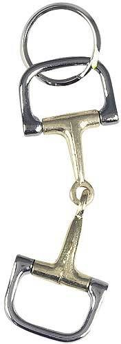 Key Chain - D-Bit Snaffle