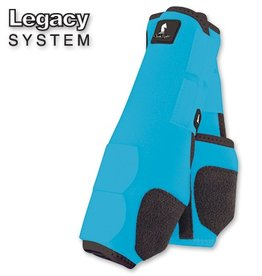 Classic Equine Legacy System Splint Boots - Solid