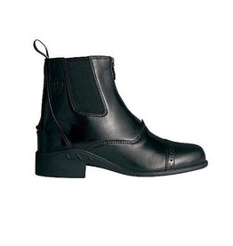 Children's Ariat Devon II Jod Zip Boot, Black, Size 12