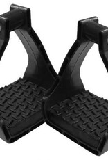 Showman Comfort Ride Endurance Stirrups - 1 1/2""