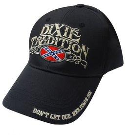 "Ball Cap - ""Dixie Tradition"""