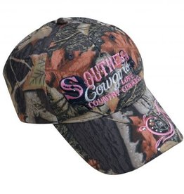 "Ball Cap - ""Southern Cowgirls Love Country Boys!"""