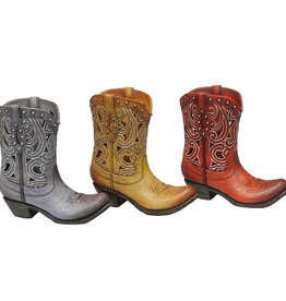 WEX Toothpick Holder - Scrolled Boots