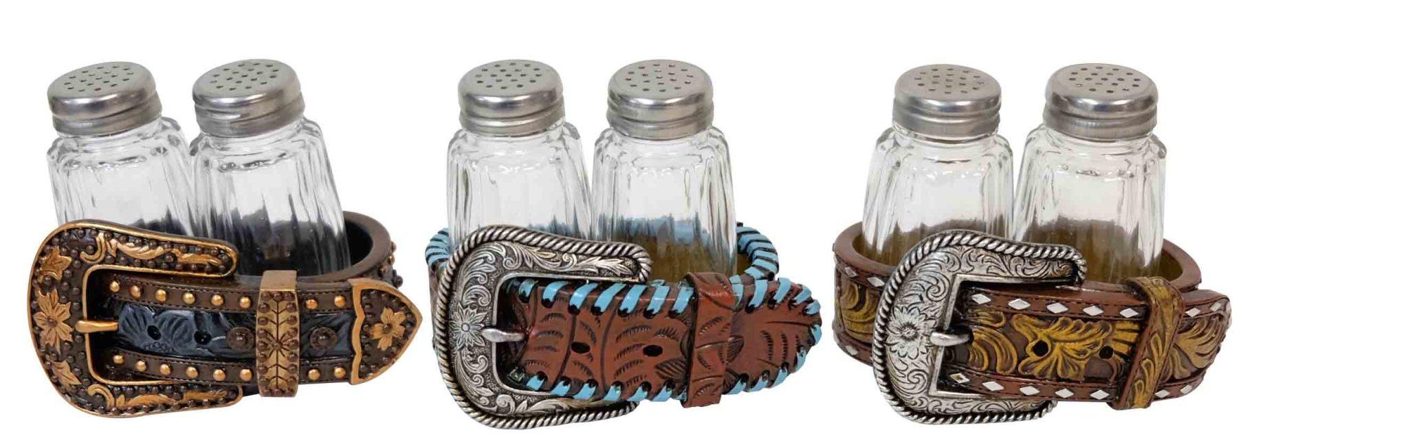WEX Salt & Pepper Holder - Belt - Assorted Colors