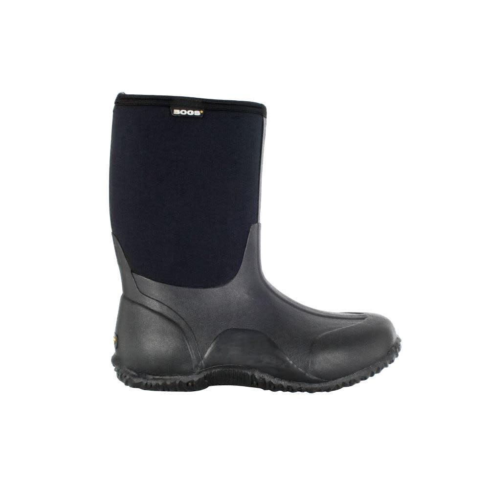Women's Bogs Classic Boots Black - Size 6 - Reg $119.95 @ 20% OFF!