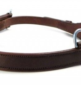 Smith Worthington Hackamore - Leather Jumping Noseband