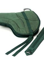 Best Friend Best Friend English Style Pony Size Bareback Pad - Hunter Green