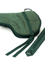 Best Friend English Style Pony Size Bareback Pad - Hunter Green