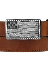 Justin Belts Adult - Flying High Belt and Buckle