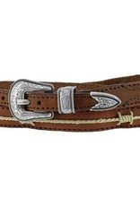 Justin Belts Hatband - Fenced In