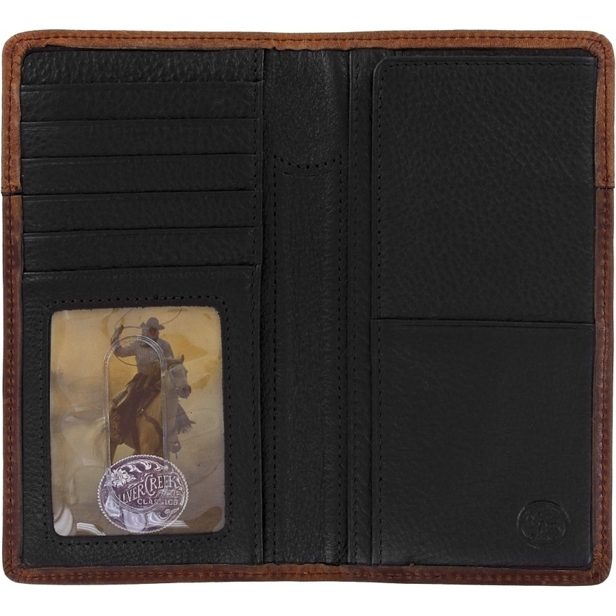 Wallet - Double Luck Checkbook