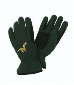 Youth Equi-Star Pony Fleece Glove