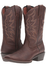 Justin Western Men's Justin All Star Chocolate Western Boot (Reg $134.95 NOW 20% OFF!)