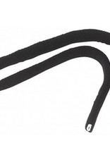 Stirrup Leather - Leather Cover Sock Black
