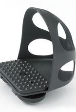 Stirrups - Matrix Children's Toe Cage, Black