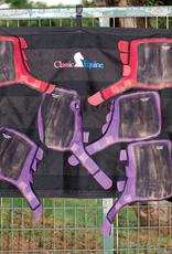 Classic Equine Hanging Wash Rack Black