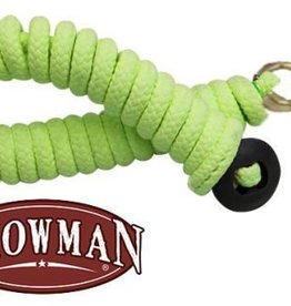 Showman Showman 25' Soft Cotton Lunge Line with Brass Snap, Rubber Hand Stopper