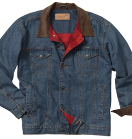 Wrangler Boy's Wrangler Blanket Lined Denim Jacket