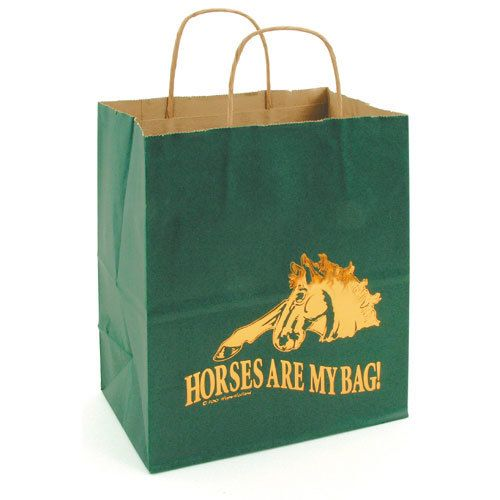 Gift Bag - Horses Are My Bag!