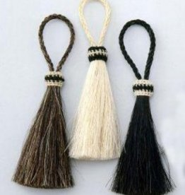 Lamprey Key Chain - Horse Hair - Various Colors