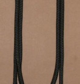 Double Diamond Poly/Dacron Lead Black - 15'