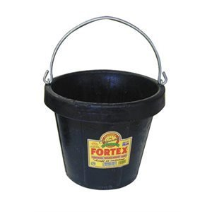 Fortex Rubber Bucket - 8QT
