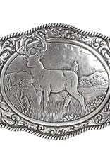 Crumrine Vintage Buck Buckle