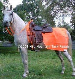 Blaze Orange Trail Sheet Orange - Large