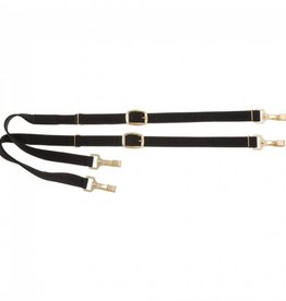 Tough-1 Nylon Side Reins w/Elastic  F/S
