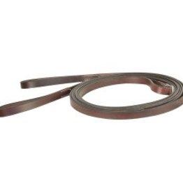 Blue Ribbon Leather Draw Reins Hav 5/8