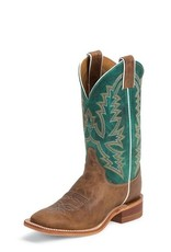 Justin Western Women's Justin Burnished Tan Bent Rail Boots (Reg $199.95 NOW 25% OFF!)