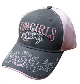 Ball Cap - Cowgirls Get Down & Dirty