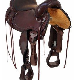 Circle Y Circle Y Omaha Flex2 Lite Saddle