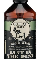 Outlaw Soaps Outlaw Natural Hand Wash - Lust in the Dust