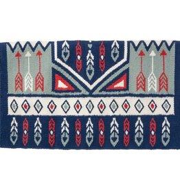 Tough-1 Phoenix Wool Saddle Blanket