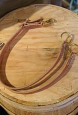 Circle L Circle L Leather Training Fork, Brass Hardware, U.S.A.
