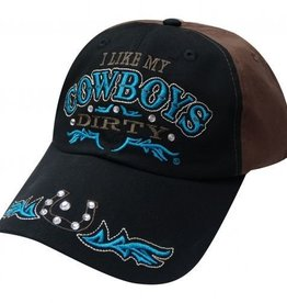 Ball Cap - Dirty Cowboy
