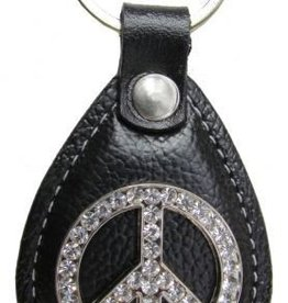 Key Chain - Peace Sign