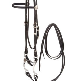 Tough1 Complete Browband Bridle - Horse Size
