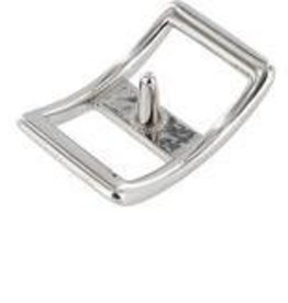 "Tough1 Conway Buckle NIckle Plate - 1/2"". x"