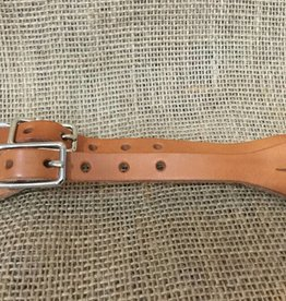 Lamprey Leather Spur Straps
